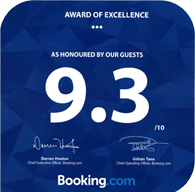 Certificat Booking.com